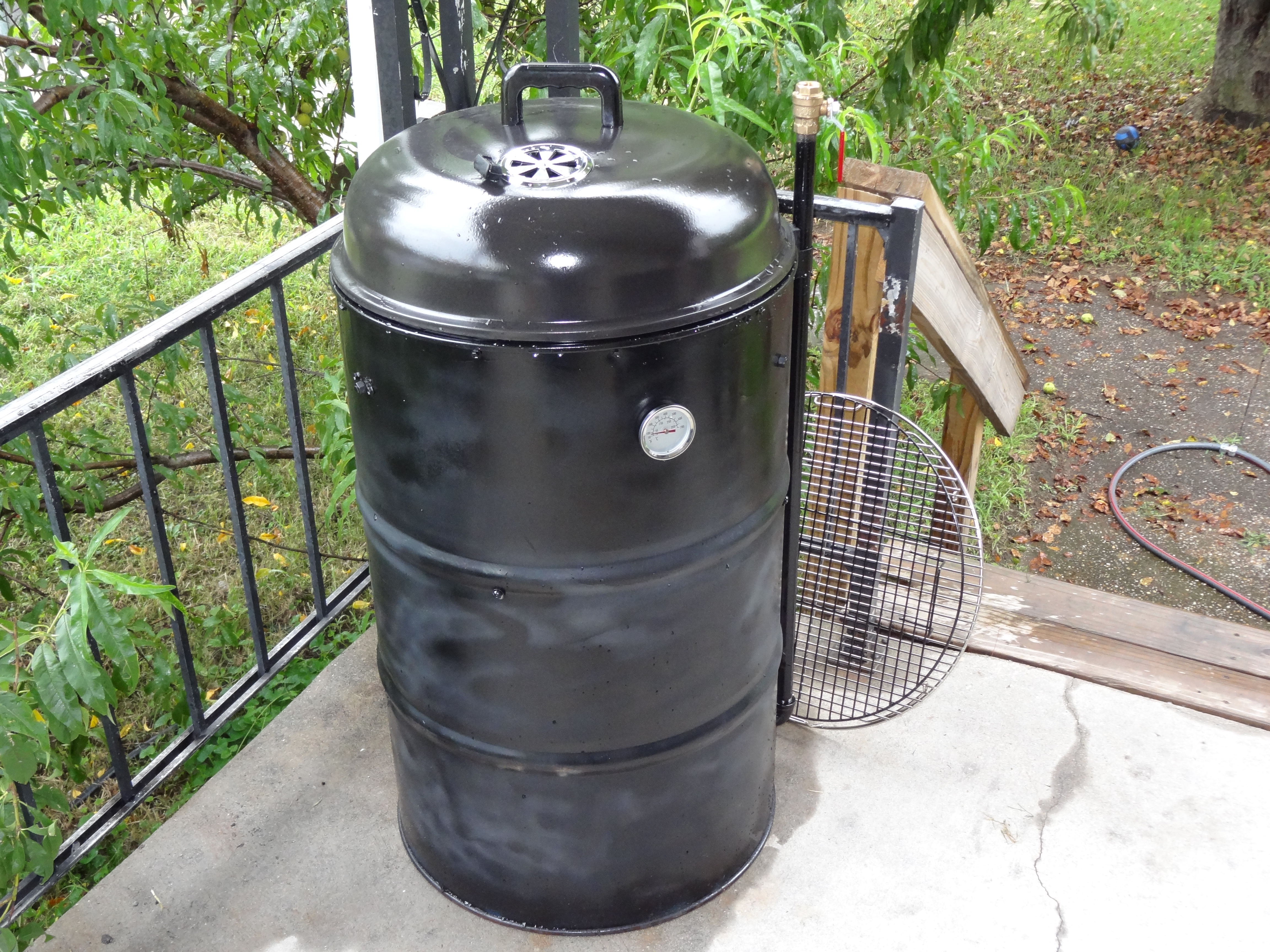 buy your own smoker steel drum smoker u0027s bbq